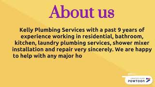 Visit Kelly Plumbing Services for Drainlaying Christchurch