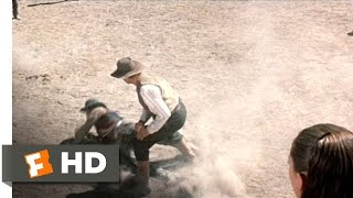 The Unforgiven (1/10) Movie CLIP - Ben's a Mite Touchy About Rachel (1960) HD