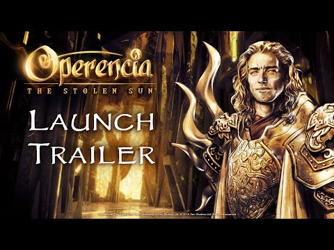 Operencia: The Stolen Sun | Launch Trailer | Download Zen's Modern Classic Dungeon Crawler Now! thumbnail
