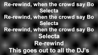 Craig David - Rewind Lyrics