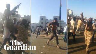 Sudan: Gunfire Heard At Peaceful Protest In Khartoum