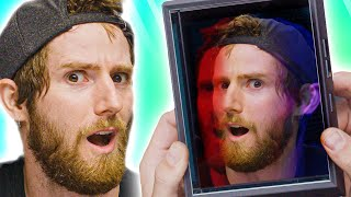 The $300 Holographic Photo Frame