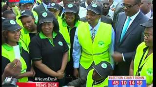 IEBC fighting to guarantee Kenyans free and fair elections