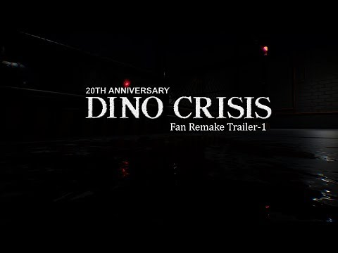 Dino Crisis Remake is on the way, but not from Capcom's