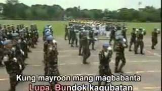 Armed Forces of the Philippines Hymn (Martsa ng Kawal Pilipino) _AFP HYMN_.flv