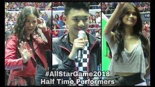 #AllStarGame2018 Half Time Performances
