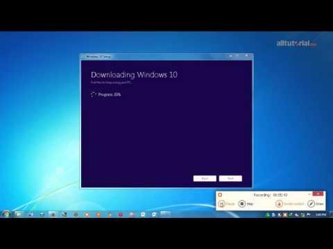 Video Cara download file ISO Windows 10 dari Microsoft
