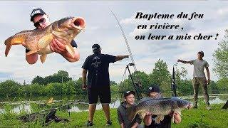 Bapteme Du Feu En Rivière , On Leur A Mis Cher !