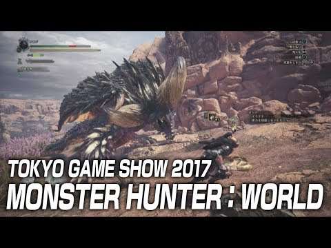 Monster Hunter: World - TGS 2017 Stage Presentation thumbnail