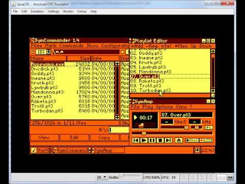 Dual-YM emulation,
