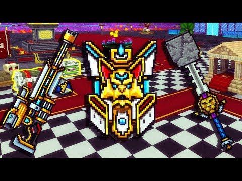 Universe Champion Set - Pixel Gun