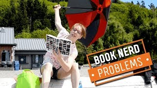 Blinded By The Sun | Book Nerd Problems