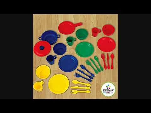 27 Pc Cookware Playset