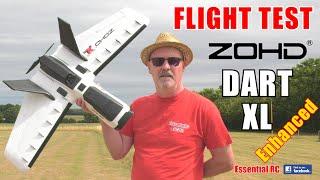 ZOHD DART XL EXTREME (ENHANCED FPV WING): ESSENTIAL RC FLIGHT TEST