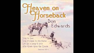 Don Edwards - Angels Can Do No More