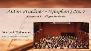 Bruckner Symphony No. 7, New York Philharmonic, Haitink