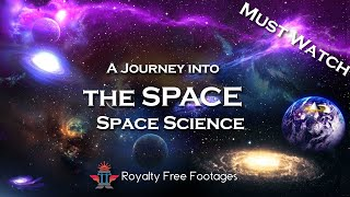 Space travel | space travel background video | space | #solarsystem #universe #solarsystemvideo