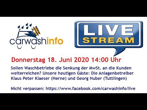 carwashinfo LIVE Folge 9