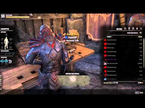 Eso How Much Do Crafting Motifs Sell For