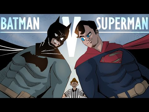 Batman v Superman: Dawn of Justice (Ultimate Edition), Part 1 - Atop the Fourth Wall