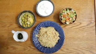מתכון לתבשיל בורגול חם עם בצל בנוסח דרוזי מסורתי