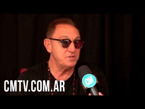 Franco De Vita video Entrevista Argentina - Diciembre 2016