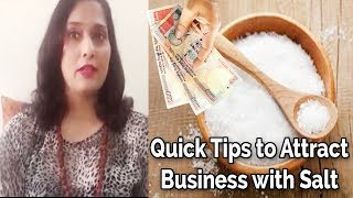 How to use SALT to Attract more Money and Business   Divyaa Pandit
