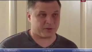 Очередной шедевр российских сериалов прикол