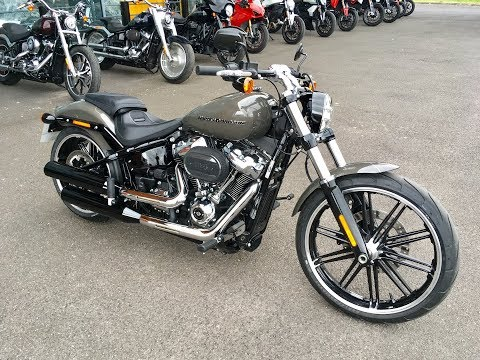 Download Harley Davidson Softail Breakout Sound Exhaust Video 3GP