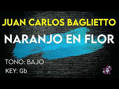 Naranjo en flor Carlos Gardel