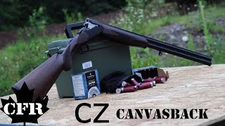 CZ Canvasback Review