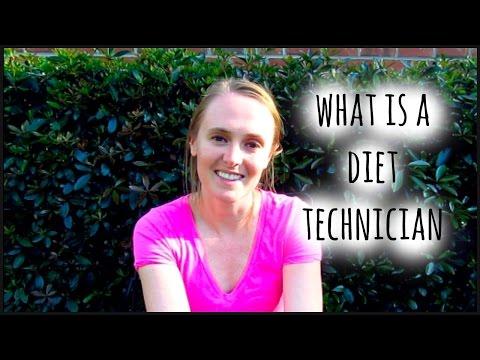 What Does A Diet Technician Do? // Diet Tech 101
