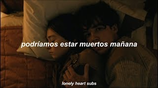 alyssa and james - we might be dead by tomorrow (teotfw) ; sub español