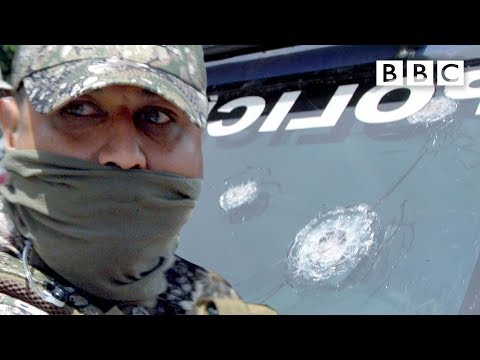 The surprising way this Mexican state is fighting the cartels   The Americas with Simon Reeve - BBC