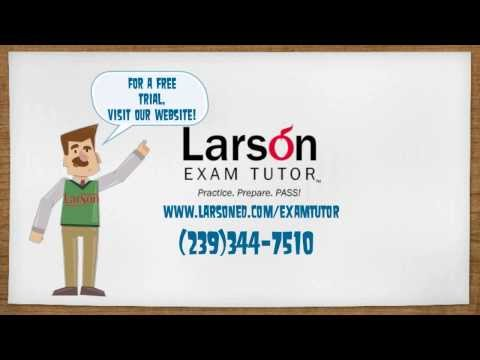 How to pass the Florida CAM exam -- Larson Educational - YouTube