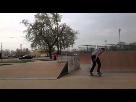 Daniel Yeager Stillwater skatepark