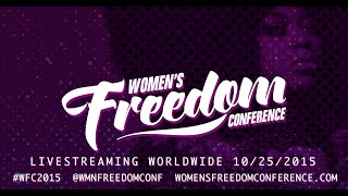Women's Freedom Conference 2015