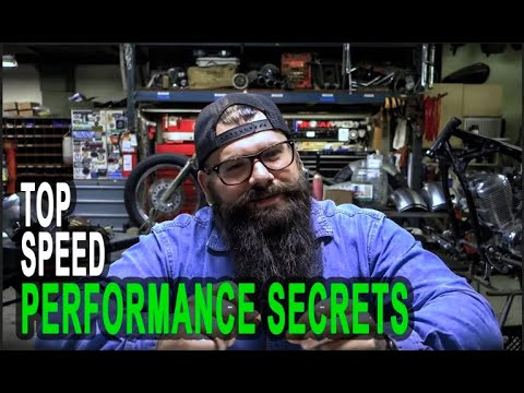 Honda Shadow TOP SPEED! - The SECRET To Achieving Max Performance