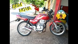 MOSTRANDO A 99 TW 350 CC