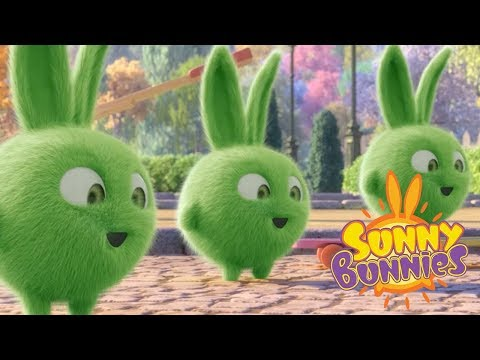 Cartoons for Children | TRIPLE TROUBLE - SUNNY BUNNIES | Cute Cartoons | Funny Cartoons For Children