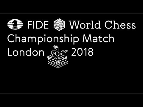 World Chess Championship 2018 day 6 first moves