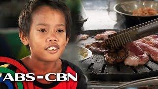 Batang nag-ipon para sa samgyupsal, pangarap makatapos ng pag-aaral   Rated K