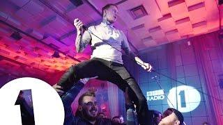 Frank Carter & The Rattlesnakes - Devil Inside Me (Radio 1's Rock All Dayer)