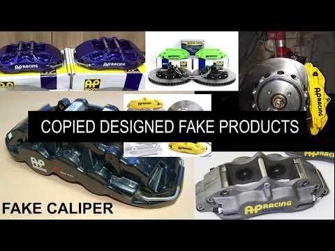 How to identify genuine AP Racing Brake Calipers