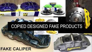 How to identify genuine AP Racing Brake Calipers