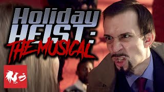 Holiday Heist: The Musical | RT Shorts