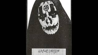 Funereal moon(Mex) -  Christ In Agony (1995)