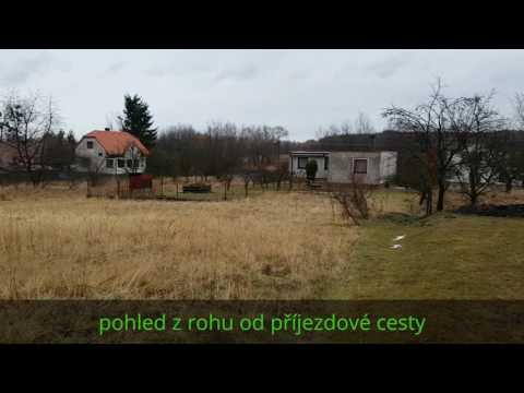 Video Prodej pozemku 944 m², Morašice