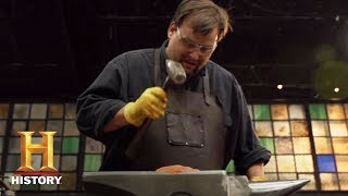 Forged in Fire: Bladesmithing 101: The Anvil | History