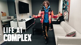 Jackson Chavis Creates Viral Dance & Collaborates with Lil Uzi Vert! | #LIFEATCOMPLEX